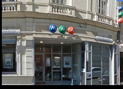 Rendez-vous sur assurance.mma.fr pour trouver les coordonnées de MMA Angers