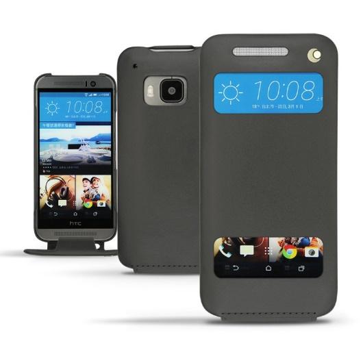 Lederetui HTC One M9