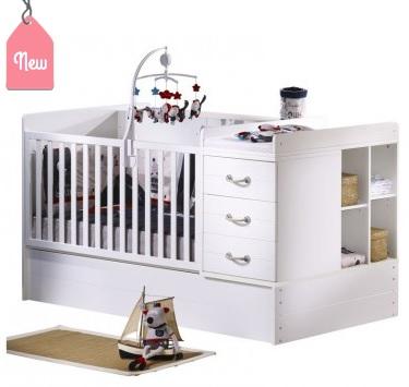 Les meubles évolutifs pour chambre d'enfant