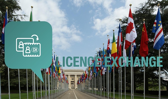 My DS : facilitez l'échange de permis à Genève