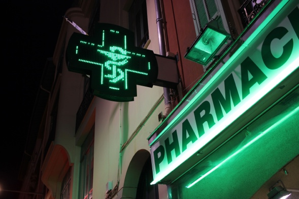 pharmacies à Bordeaux