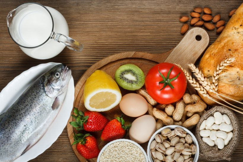 Les allergies alimentaires, symptômes